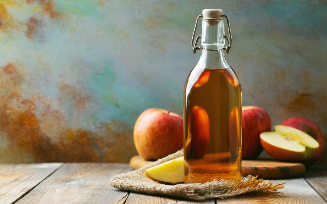 Äppelcidervinegär mot vårtor
